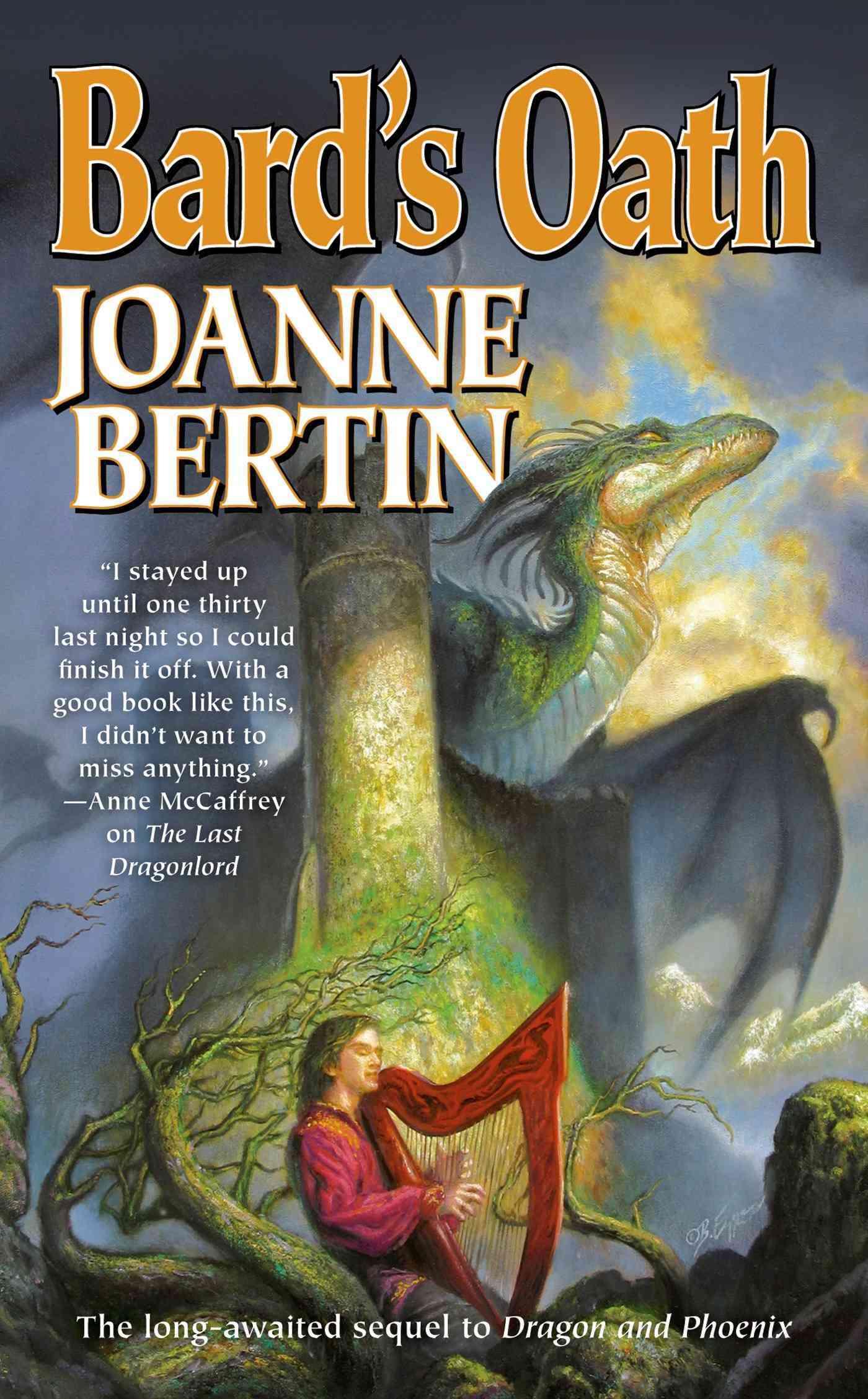 Bard's Oath By Bertin, Joanne